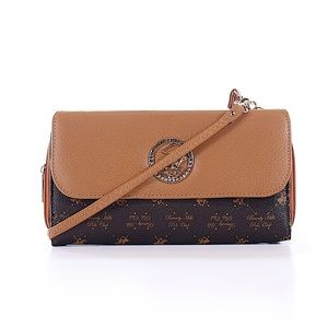 Beverly Hills POLO crossbody Wallet NWOT